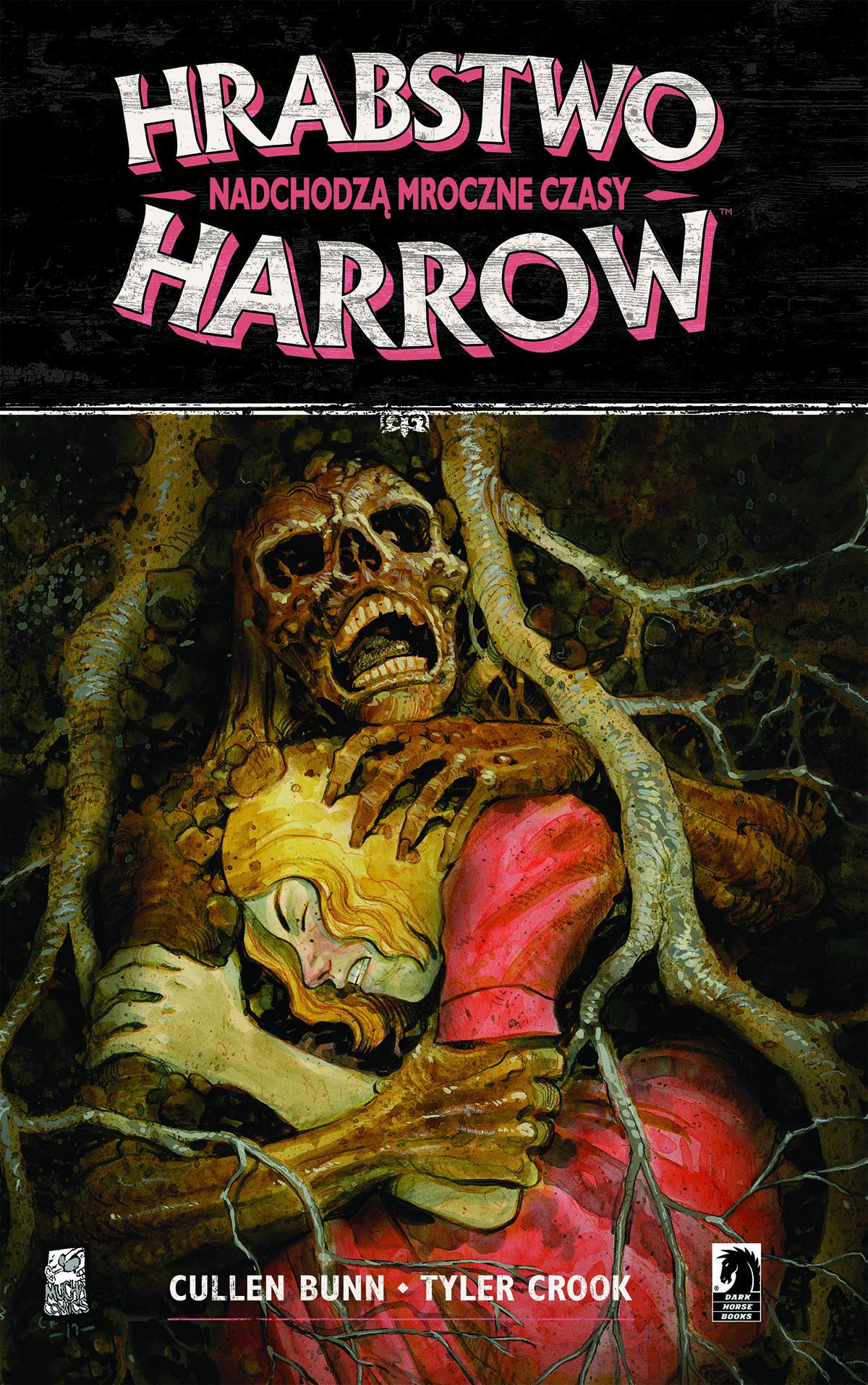 Hrabstwo Harrow. Tom 7 - okładka