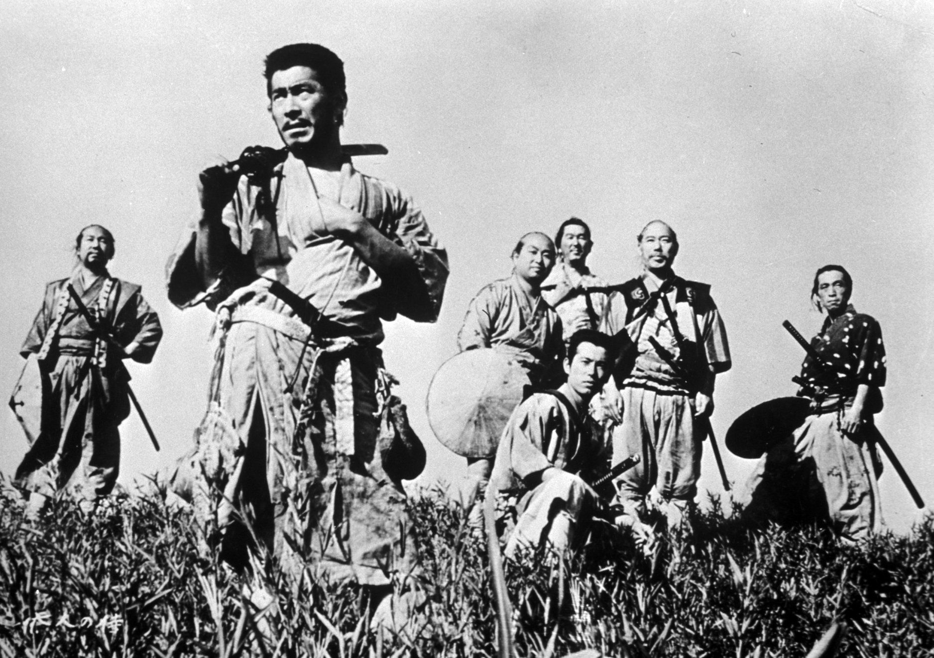 100. Siedmiu samurajów (1954)