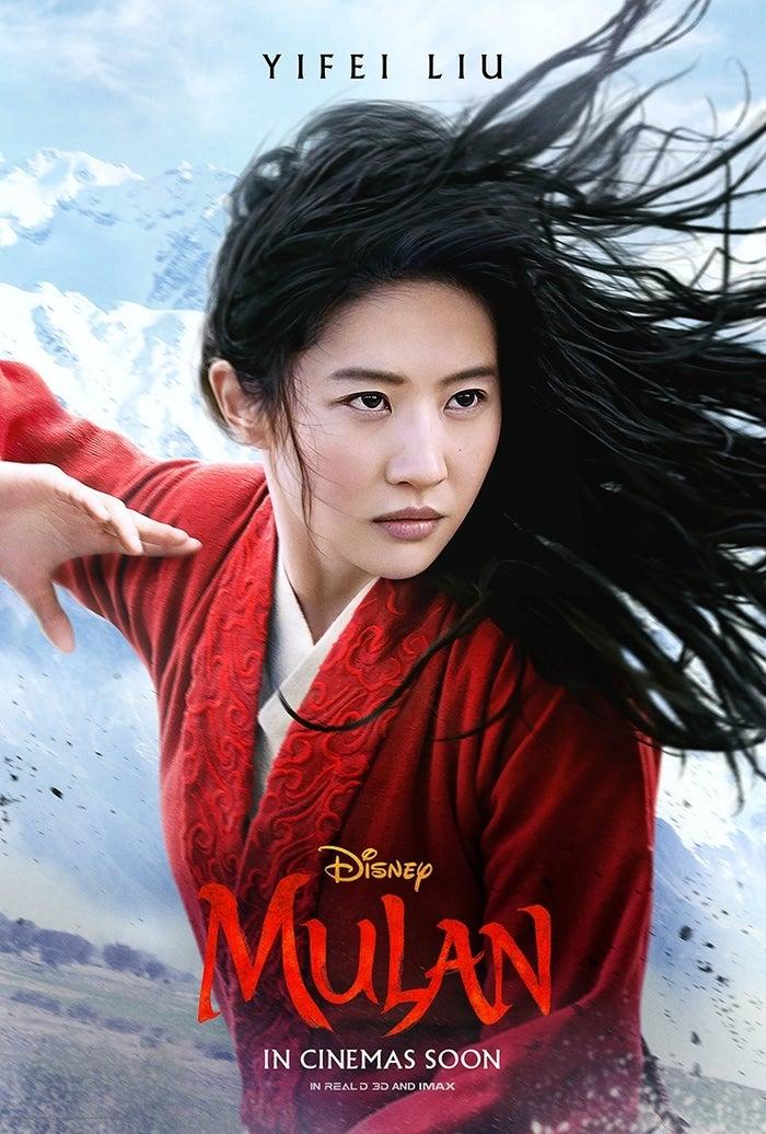 Mulan - plakat
