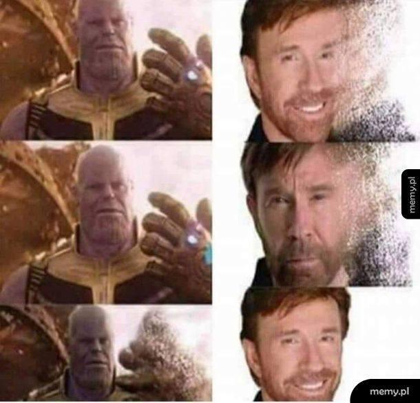 Chuck Norris - Mem