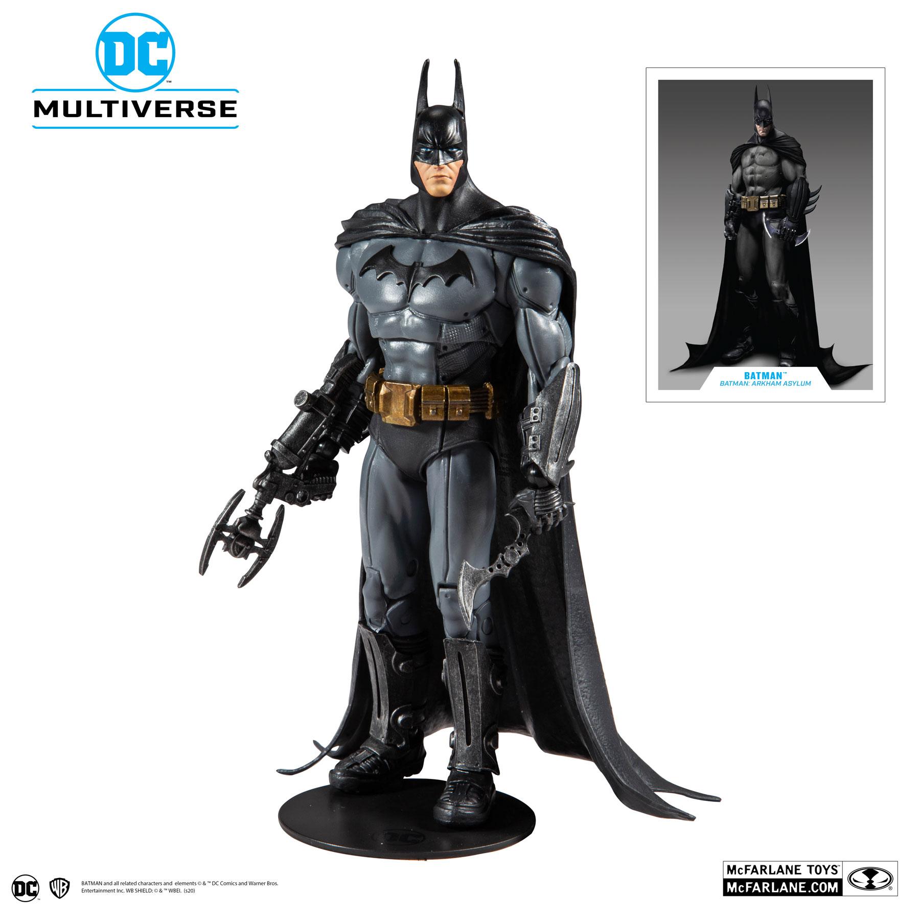 Batman - figurka od McFarlane Toys