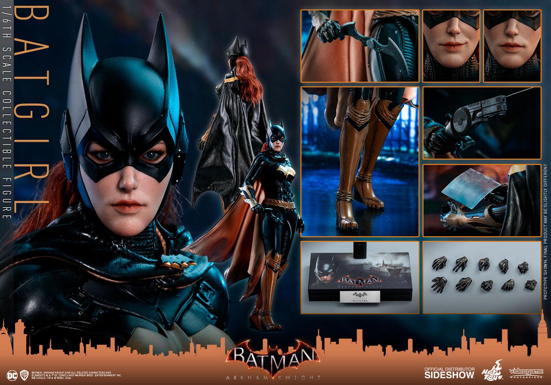 Batman: Arkham Knight - figurka Batgirl od Hot Toys