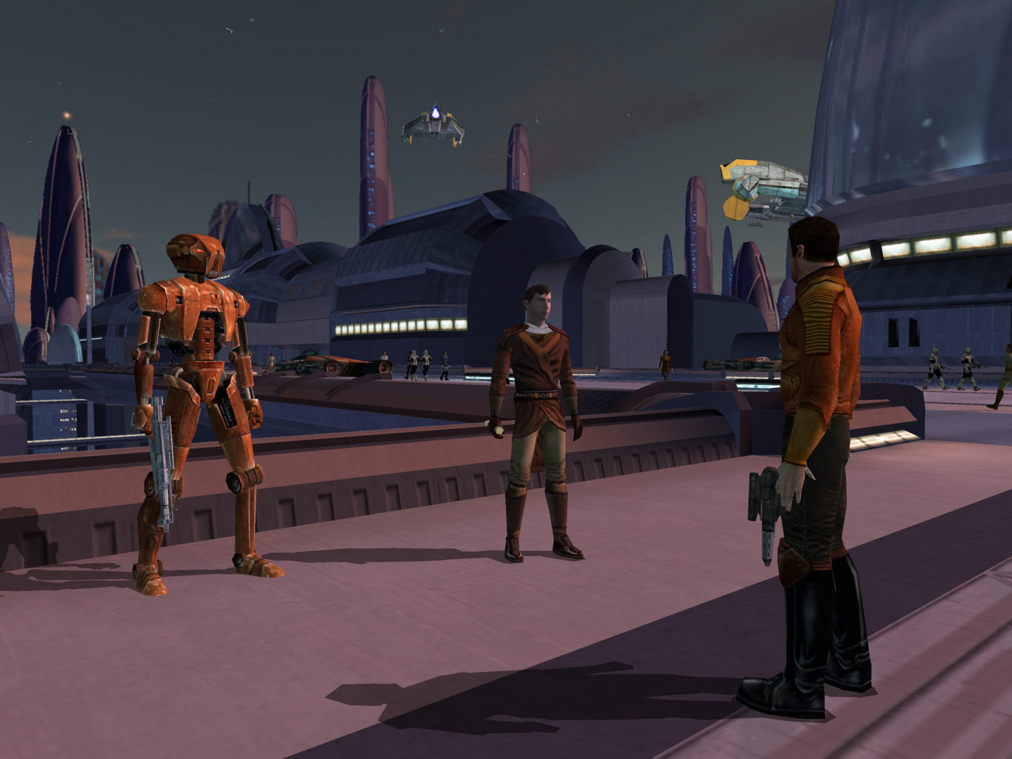 10. Star Wars: Knights of the Old Republic