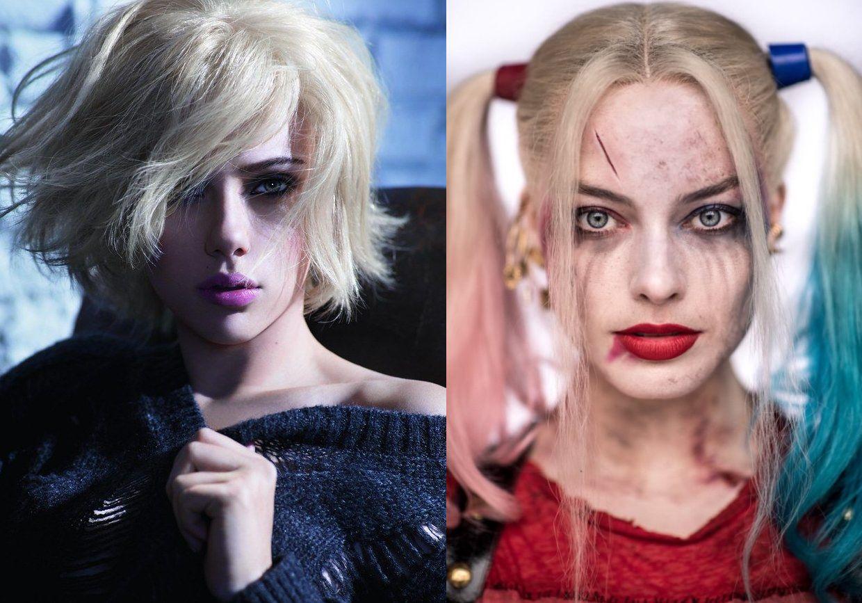 Harley Quinn – Scarlett Johansson. Scarlett to oczywisty wybór na Merę, ale mam wrażenie, że z całego MCU tylko ona poradziłaby sobie dobrze z szaleństwem i groteską Harley. Sprawnie porusza się pomiędzy dramatem a komedią.
