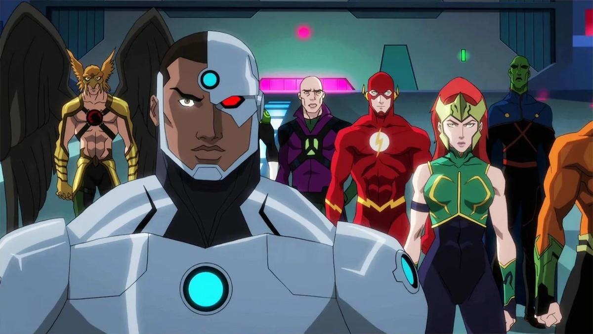 Justice League Dark: Apokolips War - zdjęcia