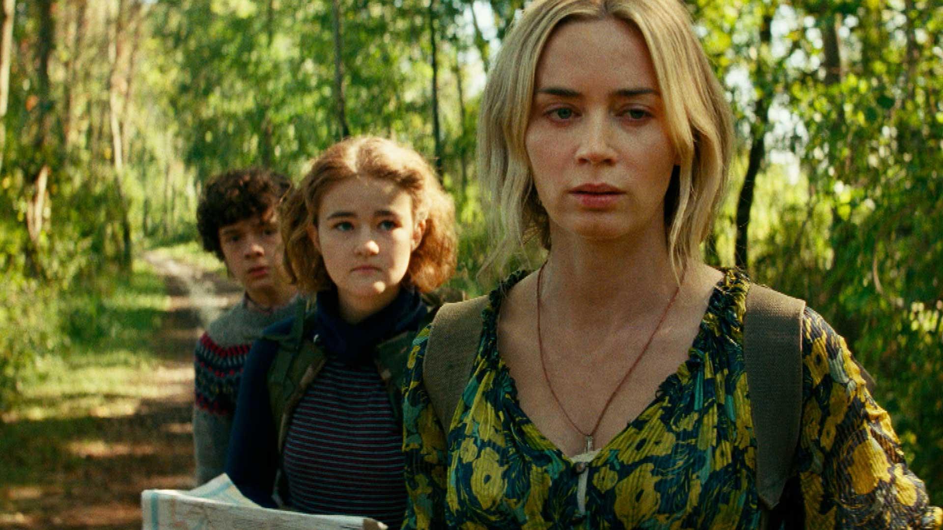 Ciche miejsce 2 (Paramount); polska premiera - 4.09.2020 (przełożona z 20.03)