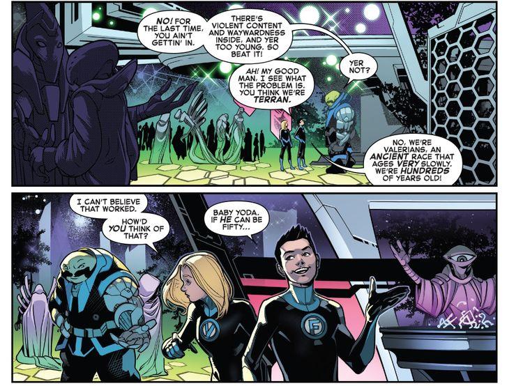 Empyre #0: Fantastic Four - plansze