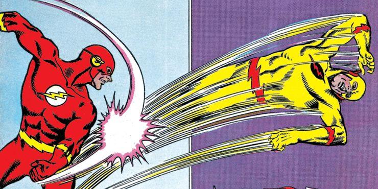 The Flash #153 - plansze