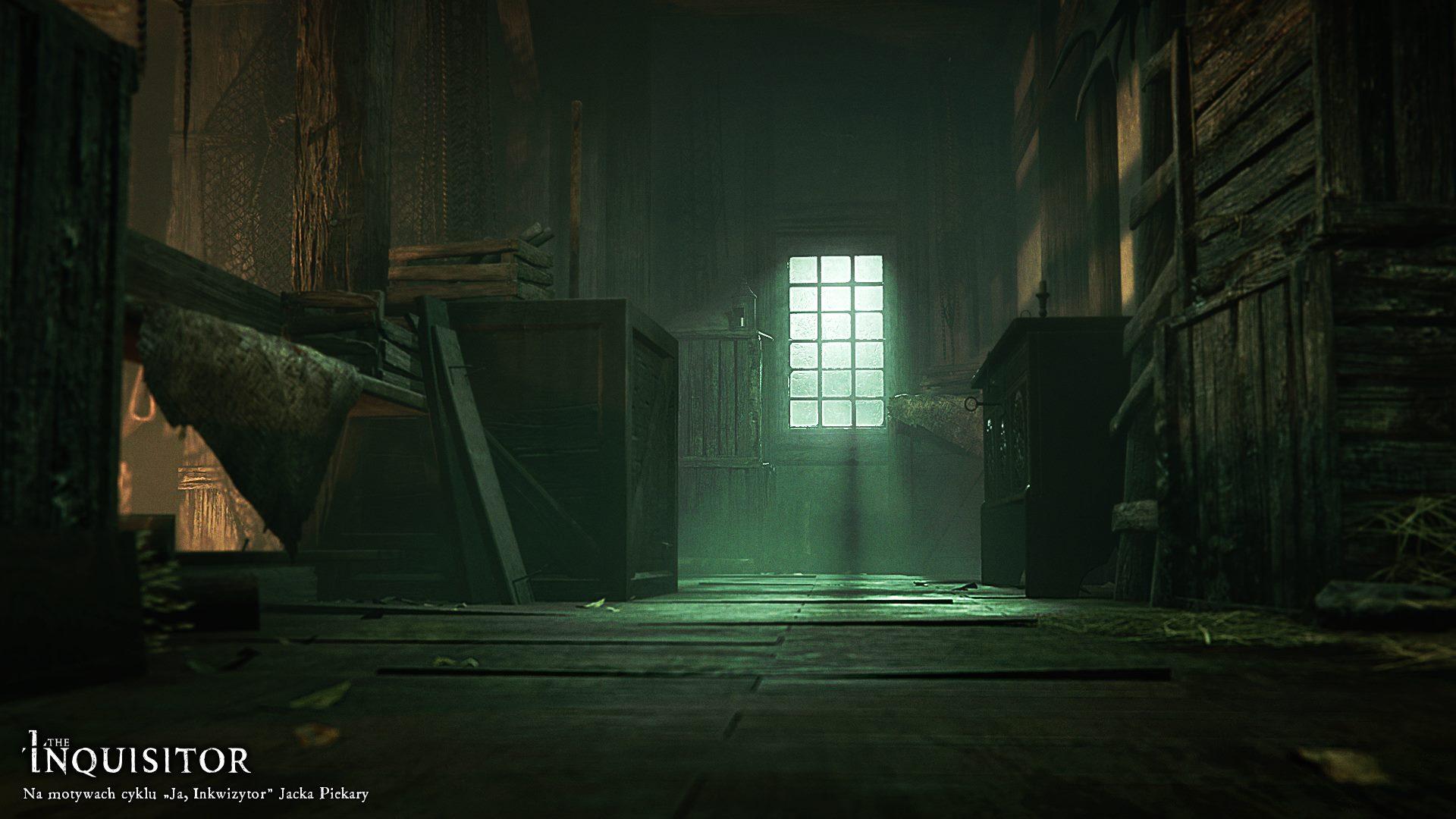 I, The Inquisitor - grafiki z gry