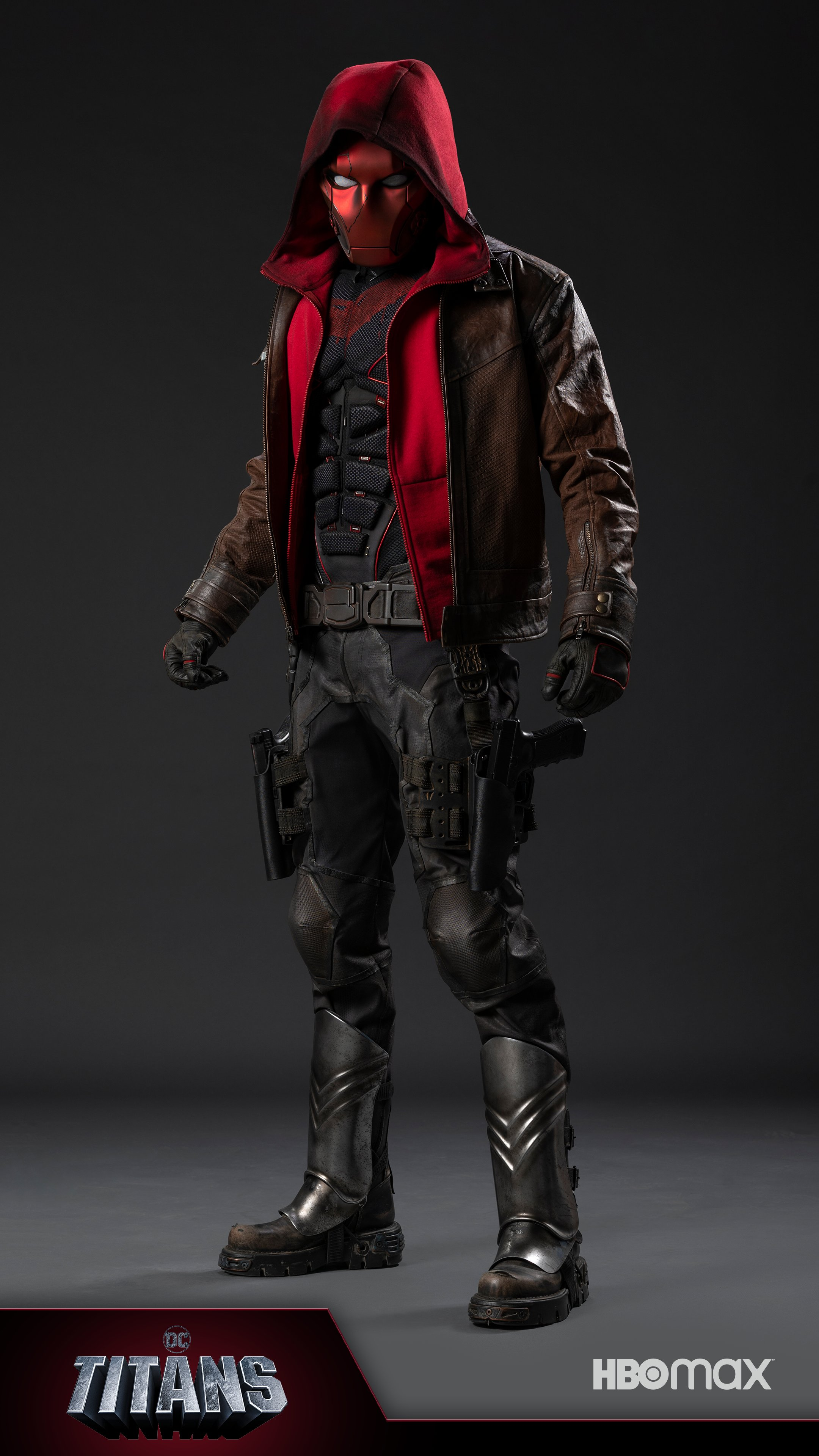 Red Hood Titans sezon 3