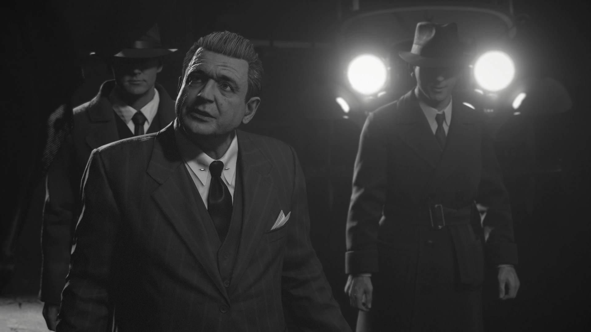 Mafia: Edycja Ostateczna - tryb Noir