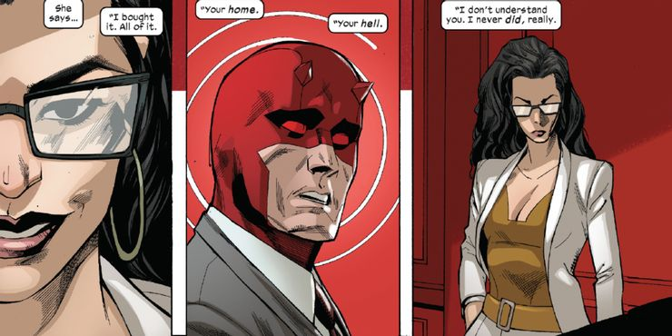 Daredevil #24 - plansze