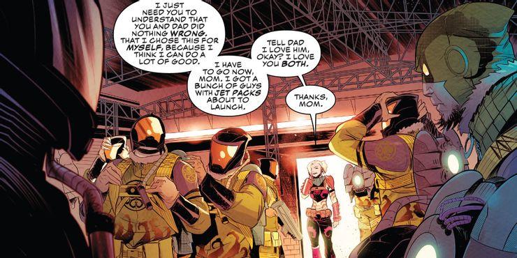 Falcon & Winter Soldier #4 - plansze