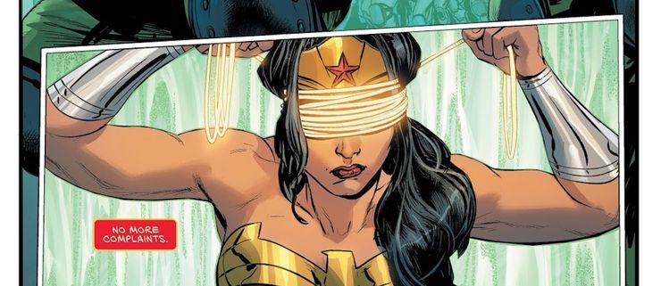 Wonder Woman #766 - plansze