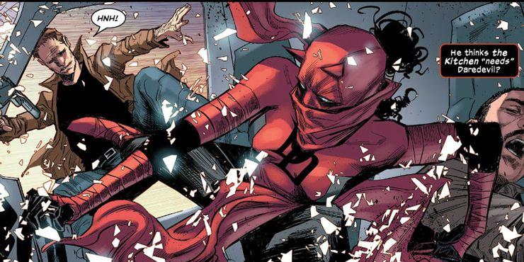 Daredevil #25 - plansze