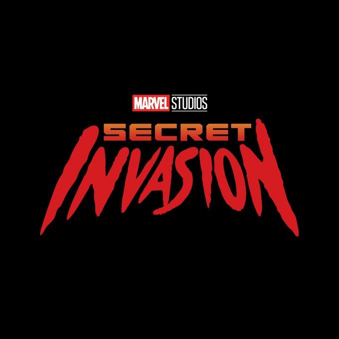 Secret Invasion - logo