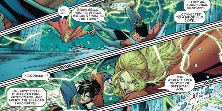 Future State: Superman of Metropolis #1 - plansze