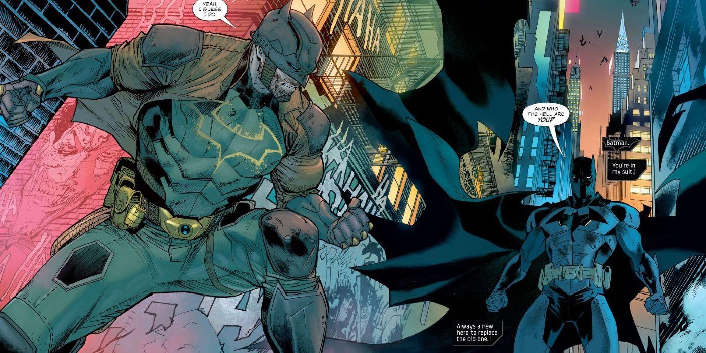 Future State: Dark Detective #3 - plansze
