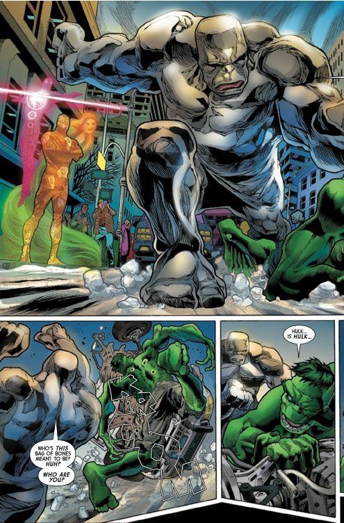 Immortal Hulk #44 - plansze