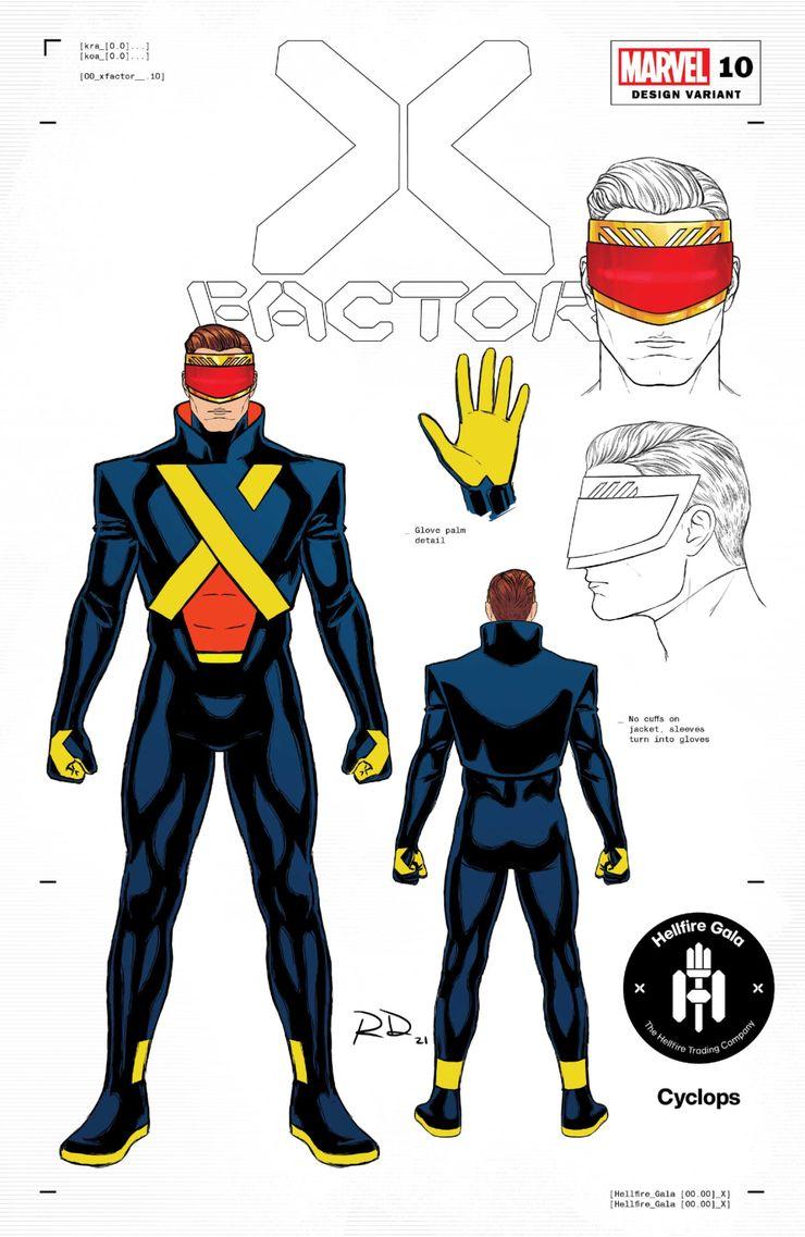 Cyclops (Scott Summers)