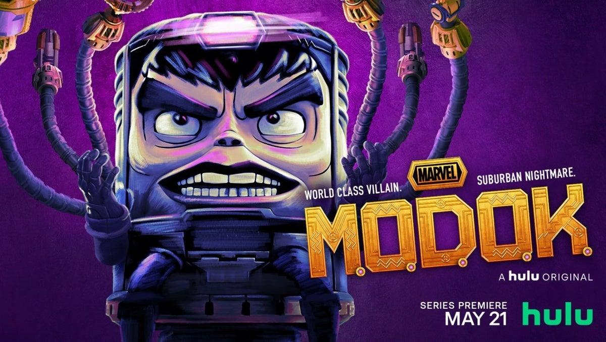 M.O.D.O.K plakat