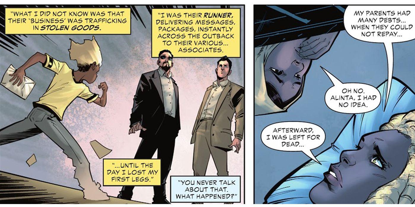 Teen Titans Academy #3 - plansze
