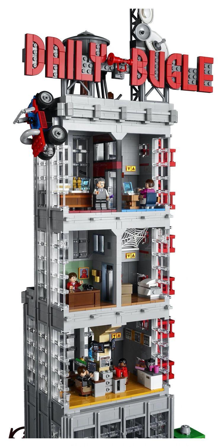 LEGO Daily Bugle zestaw