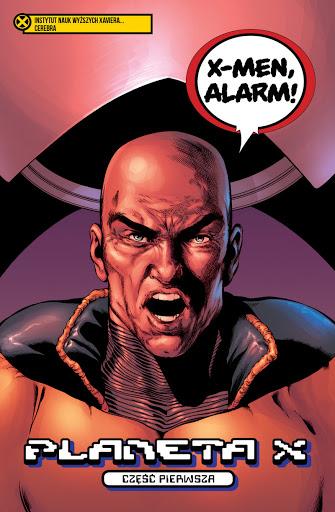 New X-Men: Planeta X