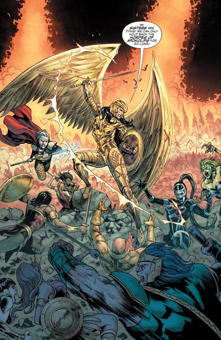 Justice League: Last Ride #2 - plansze