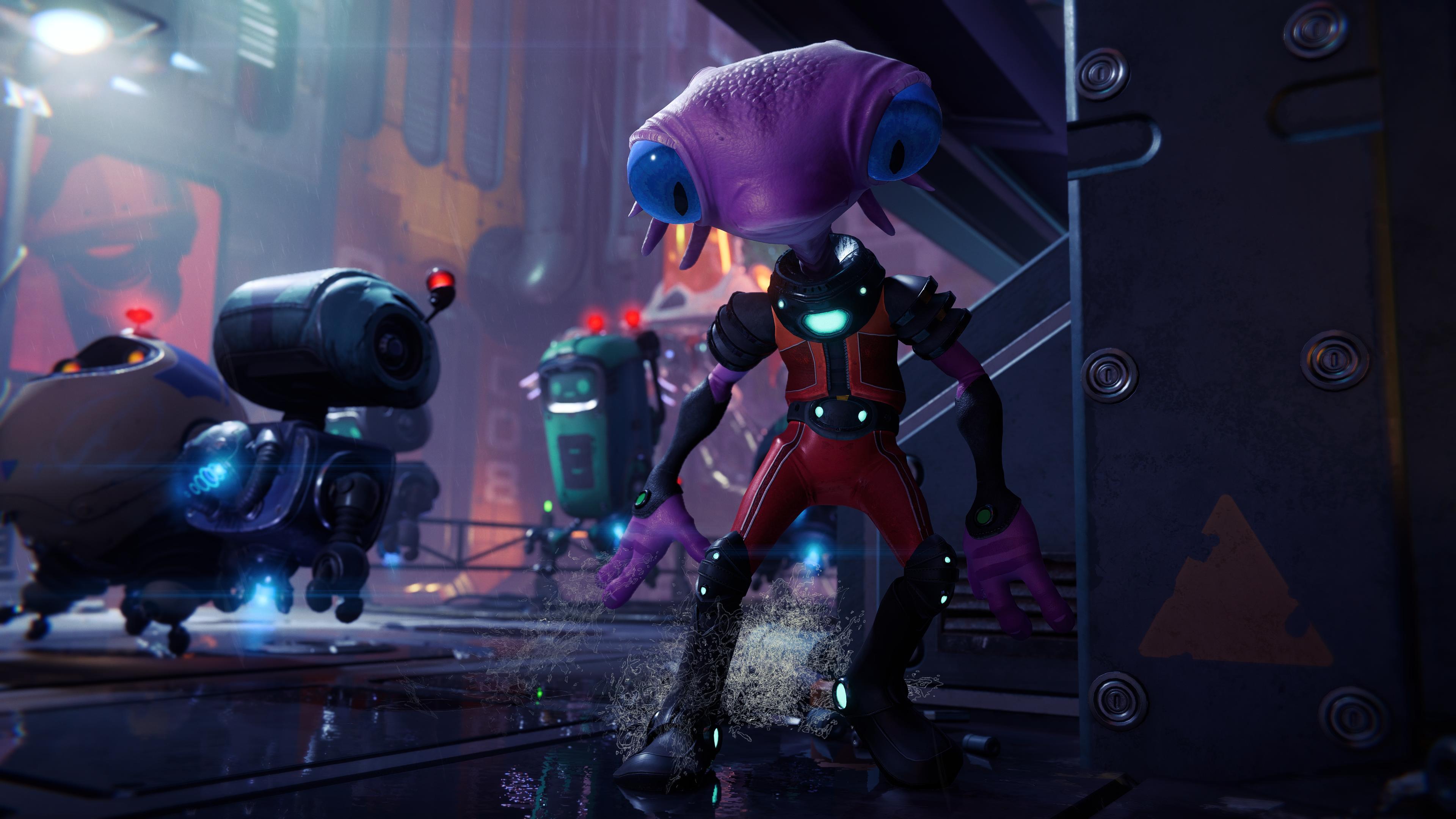 Ratchet & Clank: A Rift Apart
