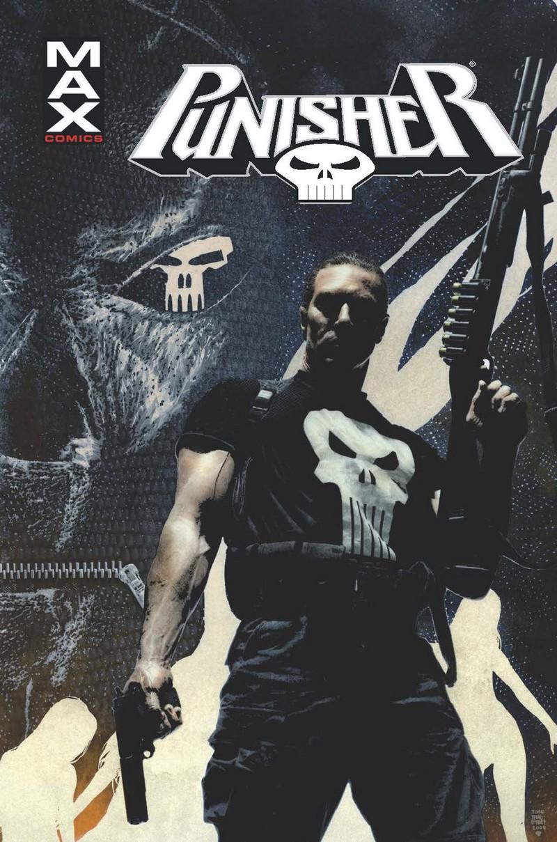 Punisher Max. Tom 10 - okładka