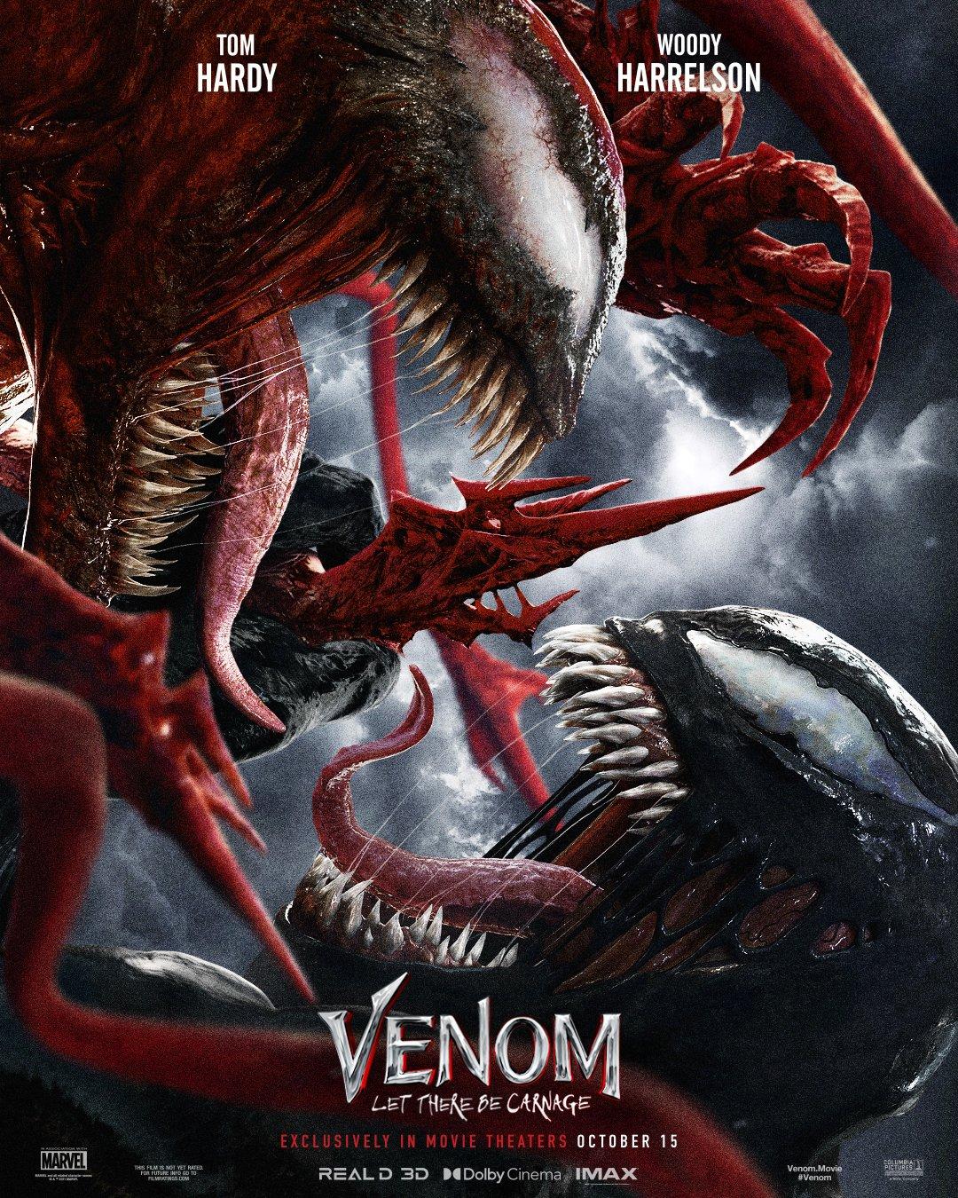 Venom 2 plakat