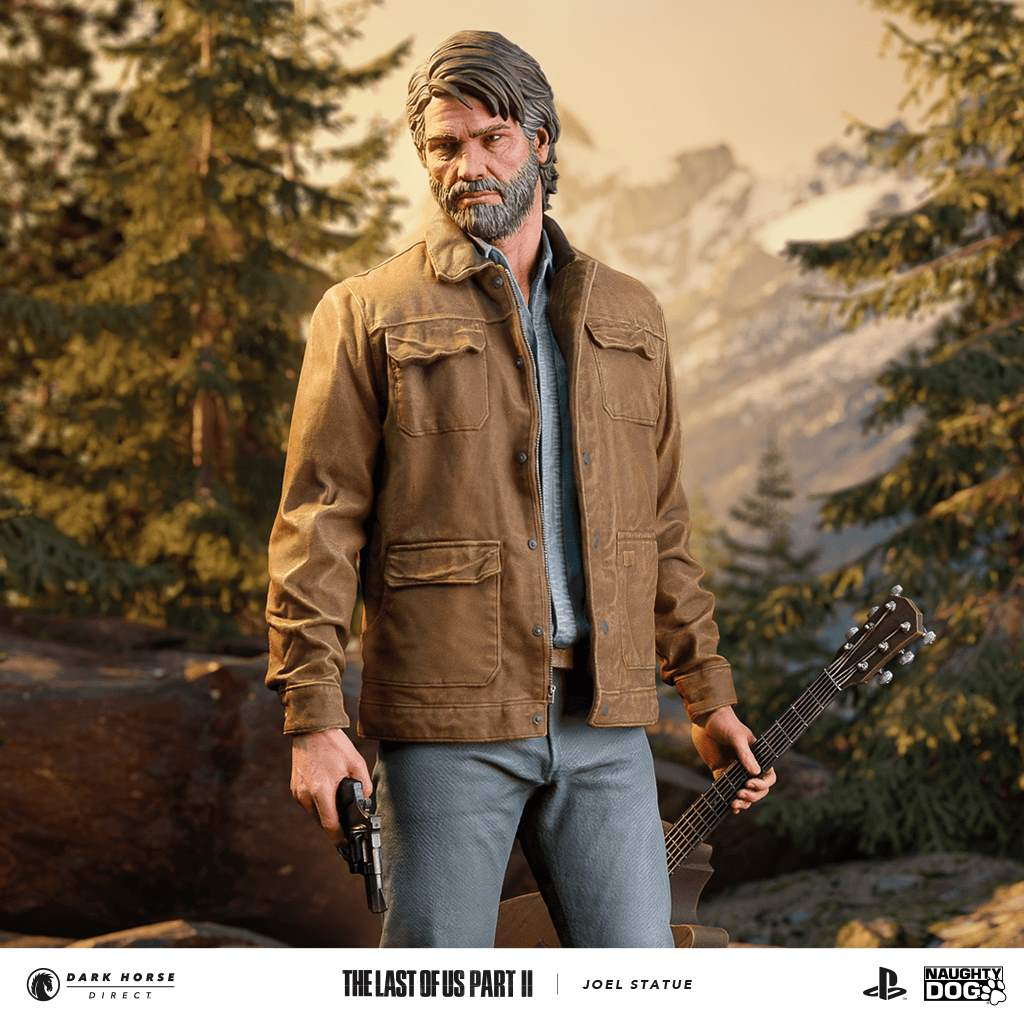 The Last of Us: Part II - figurka Joela od Dark Horse